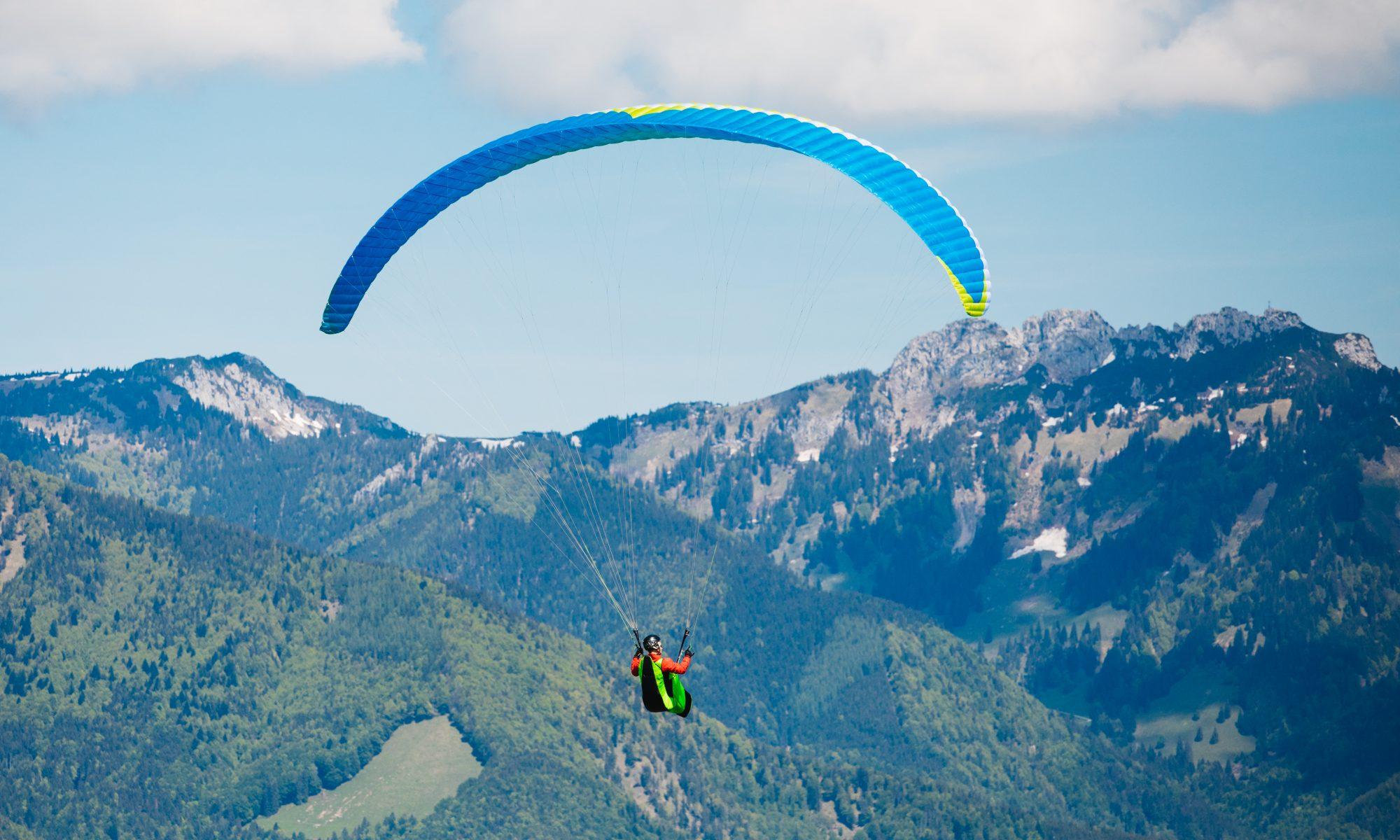 Параплан FireStarter EN-C S.E.A. Paragliders